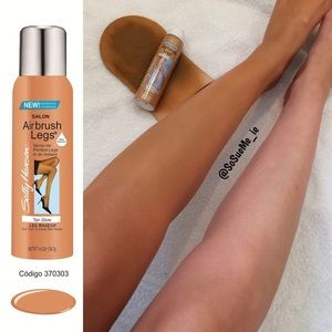 Sally Hansen Air Brush Legs Tan Glow Spray